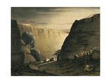Pass of Rab Eesa, C.1841 Giclee Print by Rupert Kirk