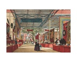 View of the Great Exhibition of 1851: Indian Display, 1854 Giclee Print by Joseph Nash