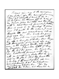 Letter of Condolence to Henry Nelson Coleridge on the Death of His Uncle and Father-In-Law,… Giclee Print by William Wordsworth