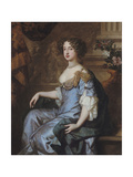 Portrait of Queen Mary II Giclee Print by Sir Peter Lely