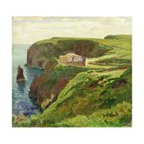 Malin Head, Donegal, 1874 Giclee Print by Frederick Leighton
