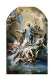 The Glorification of Saint Vincent, 1760 Giclee Print by Carlo Innocenzo Carlone