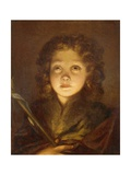 St John the Baptist as a Child, C.1630 Giclee Print by Pedro Orrente