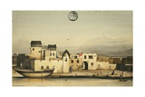 Massowah, Red Sea - Dowla's House, 1833 Giclee Print by Rupert Kirk