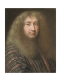 Self Portrait Giclee Print by Robert Nanteuil
