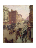 Study for Piccadilly Giclee Print by Edward John Gregory