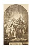 Richard III, 1890 Giclee Print