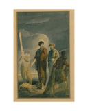 Scene from 'Pericles, Prince of Tyre', C.1790-1819 Giclee Print by Edward Bird