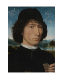 Man with a Roman Coin Giclee Print by Hans Memling