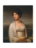 Portrait Presumed to Be Josephine Bonaparte, 1799 Giclee Print by Andrea the Elder Appiani