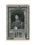 Henry VI Giclée-Druck von George Vertue