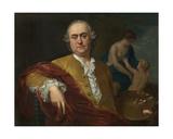 Self Portrait Giclee Print by Balthasar Beschey