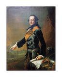 Charles, Hereditary Prince of Brunswick-Luneburg, 1759 Giclee Print by Johann Georg Ziesenis
