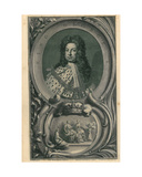 King George I Giclee Print by Jacobus Houbraken