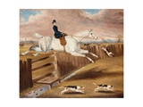 Over the Fence Giclee Print by Samuel Spode