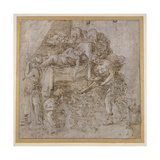 The Death of Meleager Giclee Print by Filippino Lippi