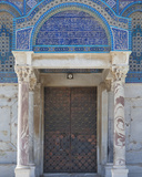 An Entrance to the Dome of the Rock, East Jerusalem Photographic Print
