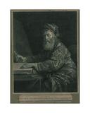 Archimedes Giclee Print by Robert Gaillard