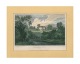 Darlaston Hall, Staffordshire Giclee Print by T. Radclyffe