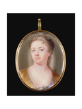 Eleanor Brownlow, C.1710 Giclee Print by Christian Richter