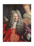 Portrait of Charles Boucher D'Orsay Giclee Print by Nicolas de Largilliere