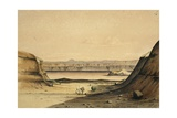 Goobut Khrab from Rab Eesa, 1841 Giclee Print by Rupert Kirk