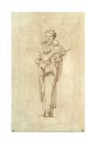 Charity, or the Virgin and Child Giclee Print by Geoffroy Dumonstier