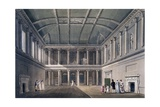Bath, the Concert Room, from 'Bath, Illustrated by a Series of Views', Published 1805 Giclee Print by John Claude Nattes