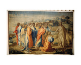 Christ's Charge to Peter Giclee Print by  Raphael