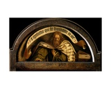 The Prophet Micah, from the Exterior of the Right Wing of the Ghent Altarpiece, 1432 Giclee Print by Hubert & Jan Van Eyck