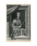 Henry II Giclee Print by George Vertue