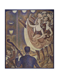 Le Chahut, 1890 Giclee Print by Georges Seurat