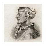 Heinrich Cornelius Agrippa Von Nettesheim, 1825 Giclee Print