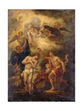 The Baptism of Christ, C.1720 Giclee Print