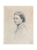 Portrait of Lady Rachel Scott Giclee Print by Thomas Price Downes
