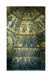 Mosaic on the Domed Ceiling of St John's Baptistry, Florence Giclee Print