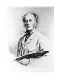 Sir John Everett Millais, 1st Bt, after Sir John Everett Millais, 1881 Giclee Print by Charles Albert Waltner