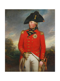 Portrait of King George III Giclee Print by Sir William Beechey