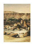 Pool at Amadoo, 1841 Giclee Print by Rupert Kirk