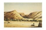 Ravine Near Dabmalaika, 1841 Giclee Print by Rupert Kirk