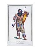 Karamansa, C.1780 Giclee Print by Pierre Duflos