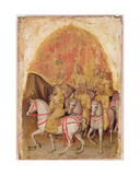 Walk of the Kings Giclee Print by Jacopo Alberegno