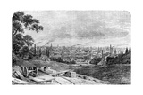 Manchester, 1840 Giclee Print by Percy William Justyne