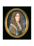 James, Duke of York, 1661 Giclee Print by Samuel Cooper