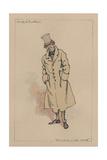 Gruff and Tackleton - the Cricket on the Hearth, C.1920s Lámina giclée por Joseph Clayton Clarke