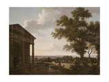 View in Mount Merrion Park, 1804 Giclee Print by William Ashford