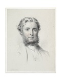 Portrait of John Scott, 3rd Earl of Eldon Giclee Print by Thomas Price Downes