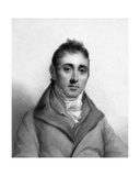 Francis Jeffrey, Lord Jeffrey, C.1812 Giclee Print by Sir Henry Raeburn