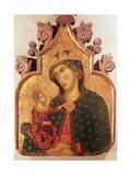 Virgin and Child Giclee Print by Lorenzo Veneziano
