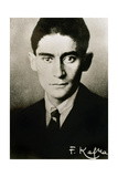 Franz Kafka (1883-1924). Czech Writer in German Language. Portrait Giclee Print